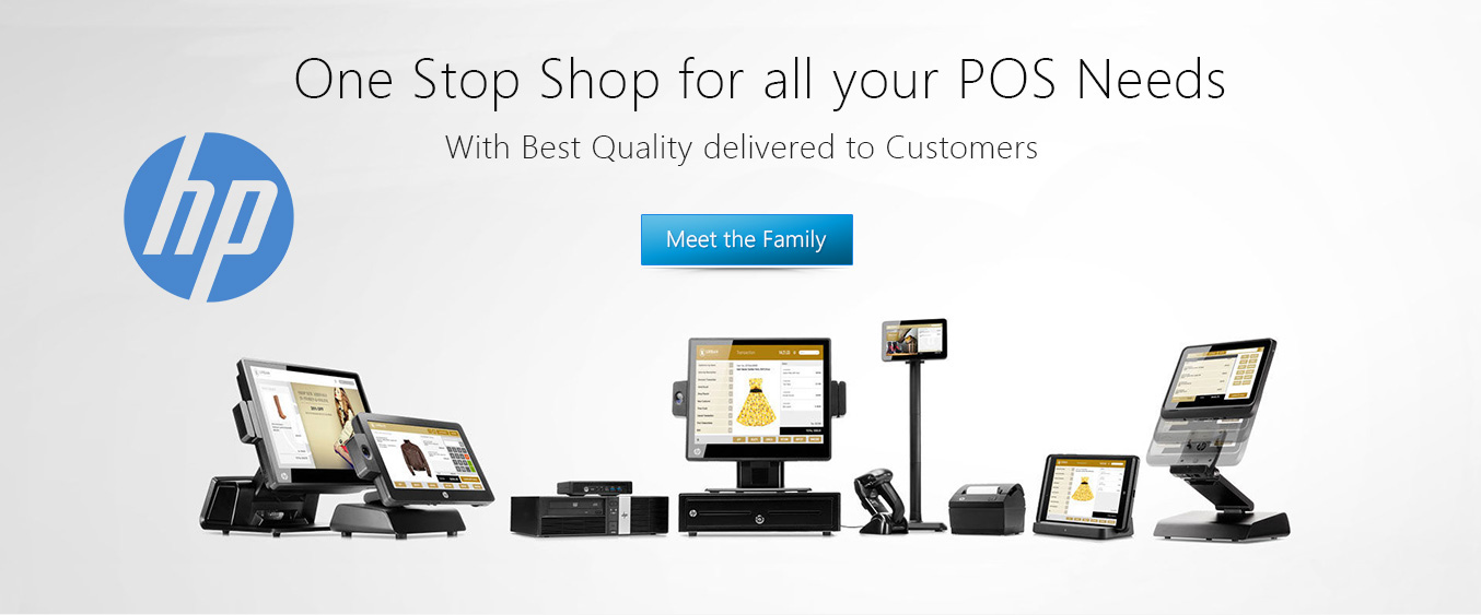 hp pos header