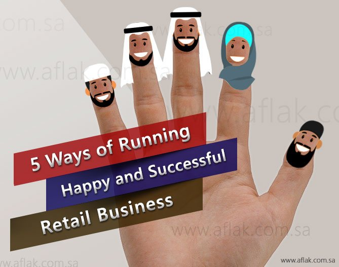 5ways of happy successful business