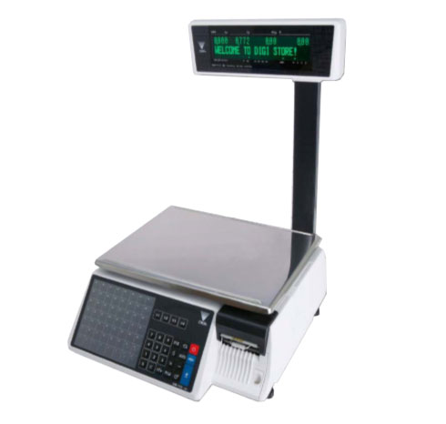 A Leading supplier of Bench Scales and Floor Scales to Supermarkets